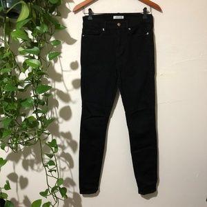 Good American Good Legs in Black 001 Size 6/28